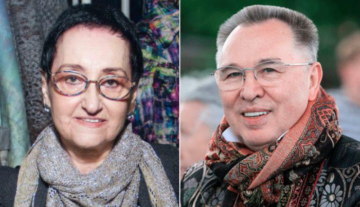 Вячеслав и Марина Зайцевы.