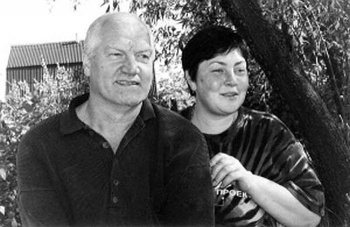 Виктор и Наталья Степановы. / Фото: www.stuki-druki.com