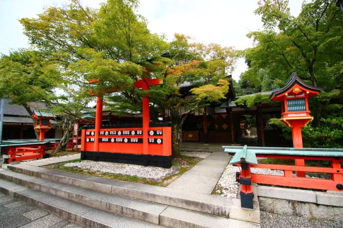 Святилище Курумадзаки. / Фото: www.japanhoppers.com
