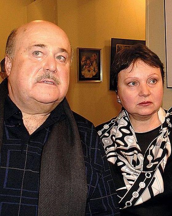Евгения Глушенко и Александр Калягин. / Фото: www.uznayvse.ru