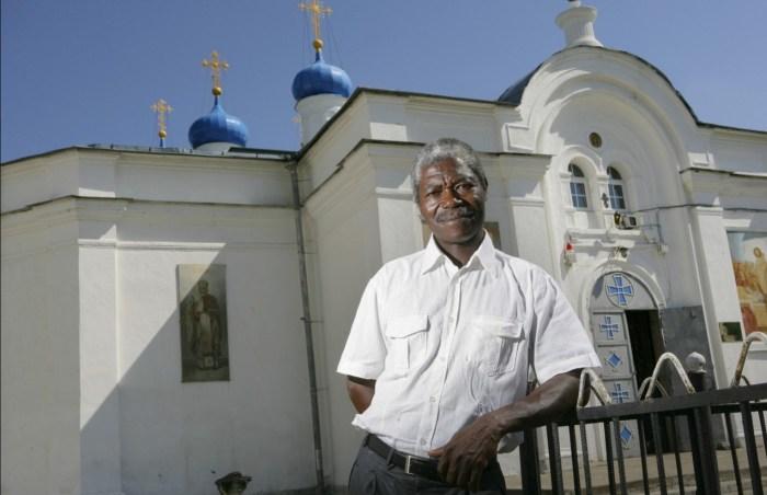 Жан Грегуар Сагбо. / Фото: www.mtdata.ru