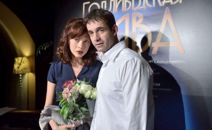 Дмитрий Певцов и Ольга Дроздова. / Фото: www.obaldela.ru
