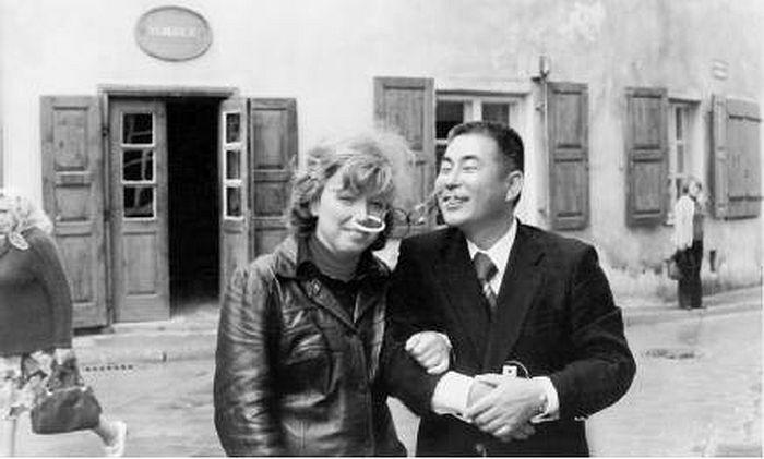 Лариса Рубальская долгое время работала переводчиком с японского. / Фото: www.rulibs.com