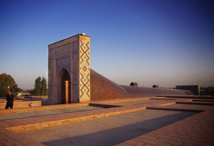 Музей Обсерватория Угулбека. / Фото: www.discoveruz.ru