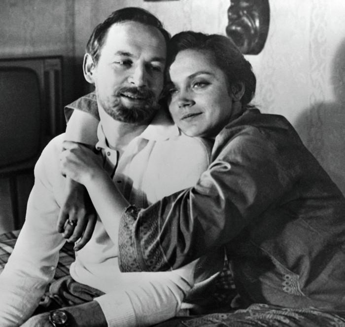 Василий Лановой и Ирина Купченко. / Фото: www.woman.ru