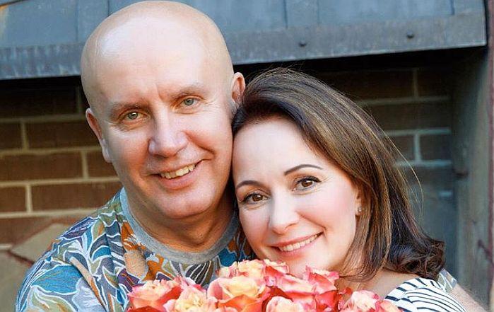 Ольга Кабо и Николай Разгуляев. / Фото: www.ok-lady.ru