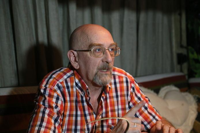 Юрий Буйда. / Фото: www.thankyou.ru