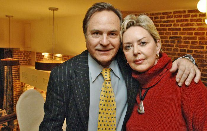 Родион Нахапетов и Наталья Шляпникофф. / Фото: www. woman.ru