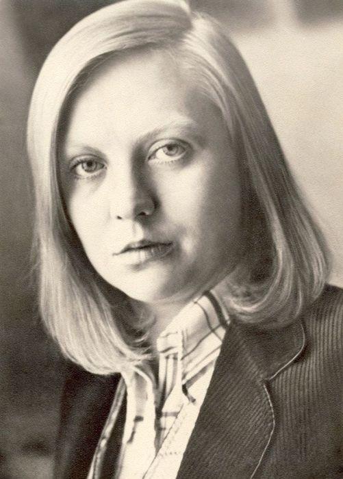 Светлана Крючкова в юности. / Фото: www.ruskino.ru