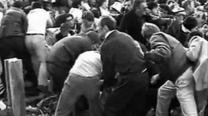 20 октября 1982 года в России на стадионе Лужники в давке погибли 66 болельщиков. / Фото: www.vnssr.my1.ru