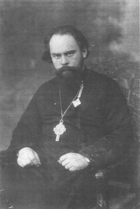 Александр Иванович Боярский, протоиерей Русской православной церкви. / Фото: www.peoplelife.ru