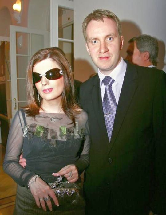 Диана Гурцкая и Петр Кучеренко. / Фото: www.topnews.ru