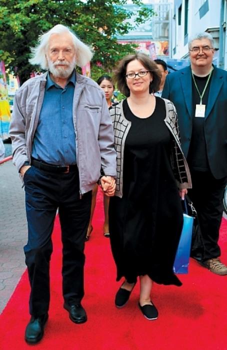 Станислав Любшин и его Ирина. / Фото: www.tele.ru