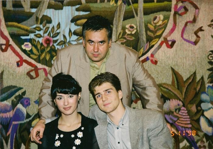 Тина Канделаки, Андрей Кондрахин, Станислав Садальский. / Фото: www.nastroy.net