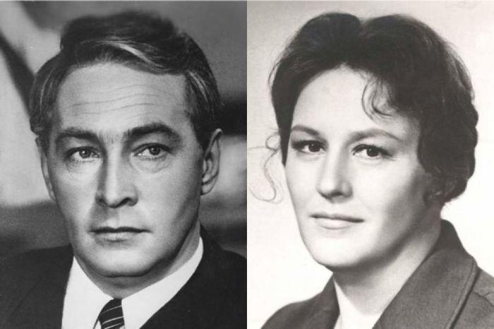 Вячеслав Тихонов и Нонна Мордюкова. / Фото: www.mediasole.ru