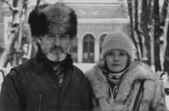 Ольга Антонова и Игорь Иванов. / Фото: www.1tv.ru