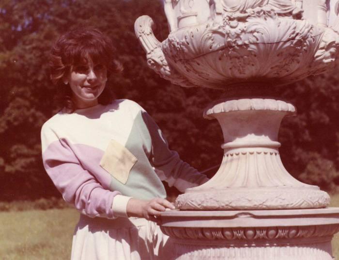 Клара Новикова, телепрограмма «Утренняя почта», 1984 год. / Фото: www.facebook.com