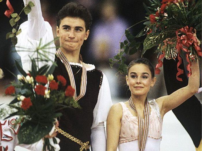 Екатерина Гордеева и Сергей Гриньков. / Фото: www.uduba.com
