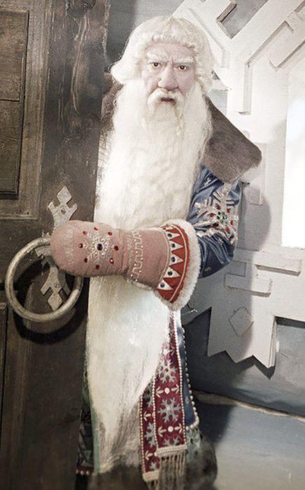 Александр Хвыля, кадр из фильма «Морозко». / Фото: www.paraguas.ru