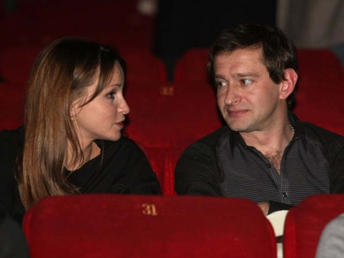 Константин Хабенский и Ольга Литвинова. / Фото: www.woman.ru