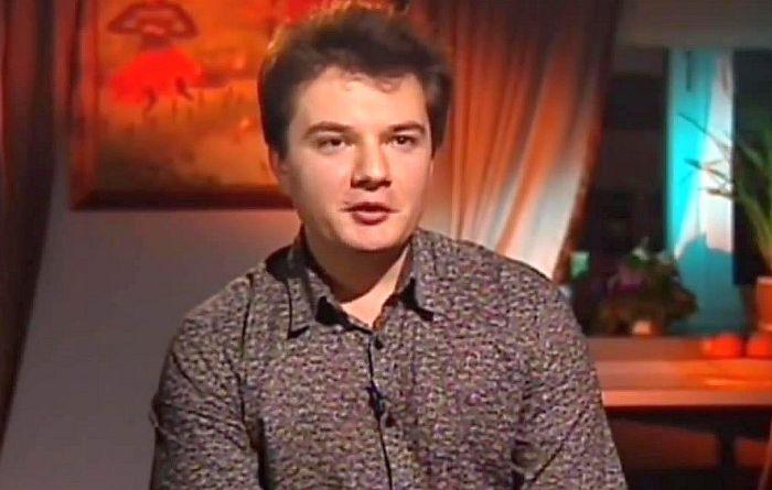 Иван Гудков, сын Валентины Теличкиной и Владимира Гудкова. / Фото: www.1tv.ru
