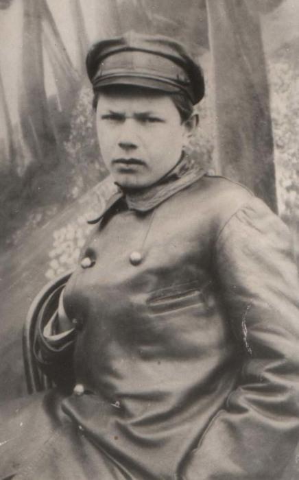 Лёнька Пантелеев. / Фото: www.yablor.ru