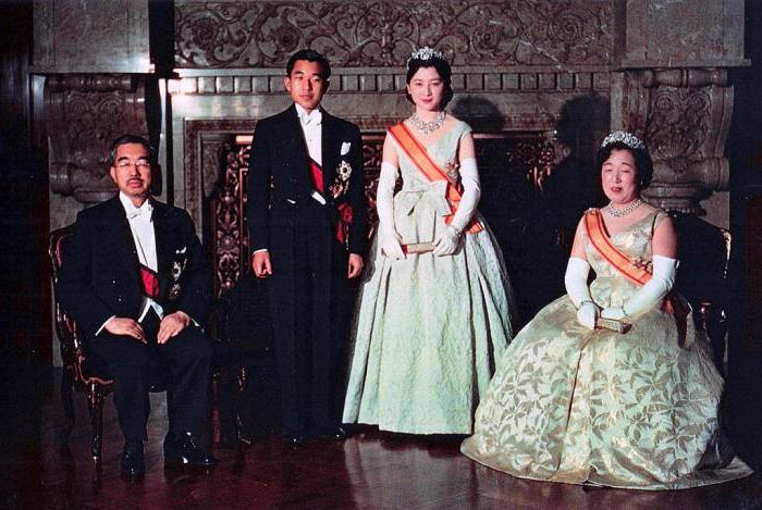 Свадьба будущего императора Японии Акихито и Митико Сёде. / Фото: www.fb.ru