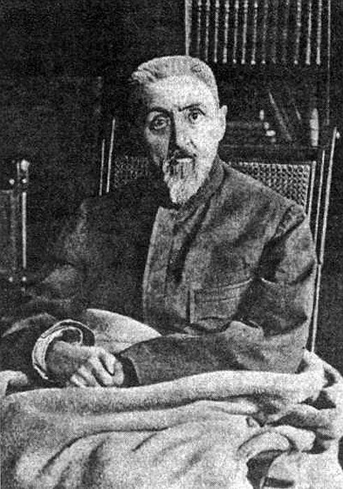 Д.Н. Мамин перед самой кончиной, в 1912 году. / Фото: www.historyntagil.ru