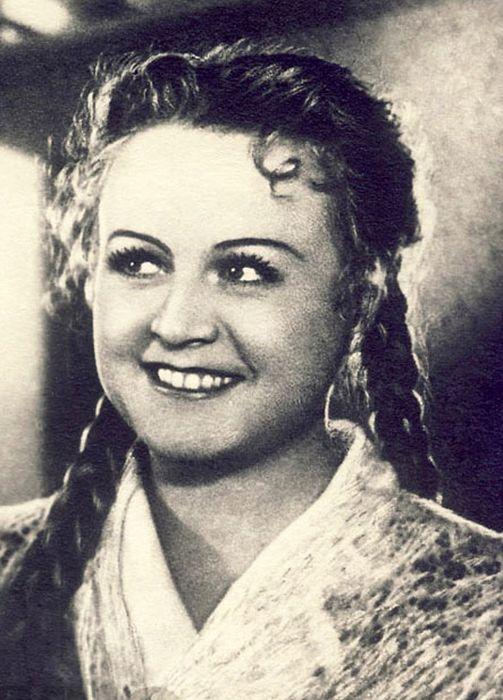Татьяна Окуневская. / Фото: www.kino-teatr.ru