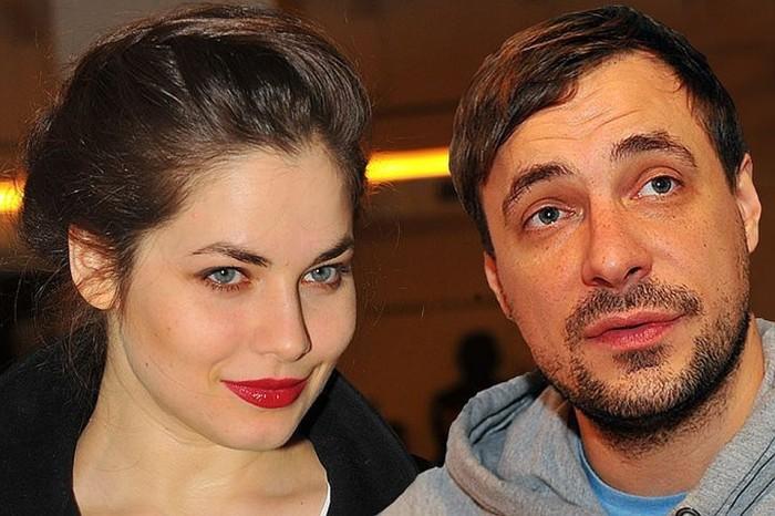 Юлия Снигирь и Евгений Цыганов. / Фото: www.kp.ru
