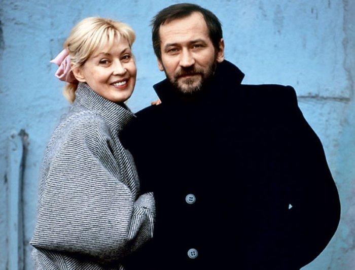 Нина Шацкая и Леонид Филатов. / Фото: www.proficinema.ru