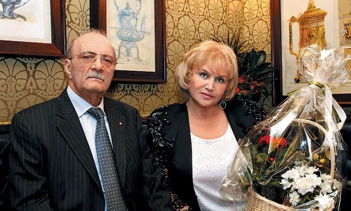 Галина Юркова и Георгий Данелия. / Фото: www.kinodir.com