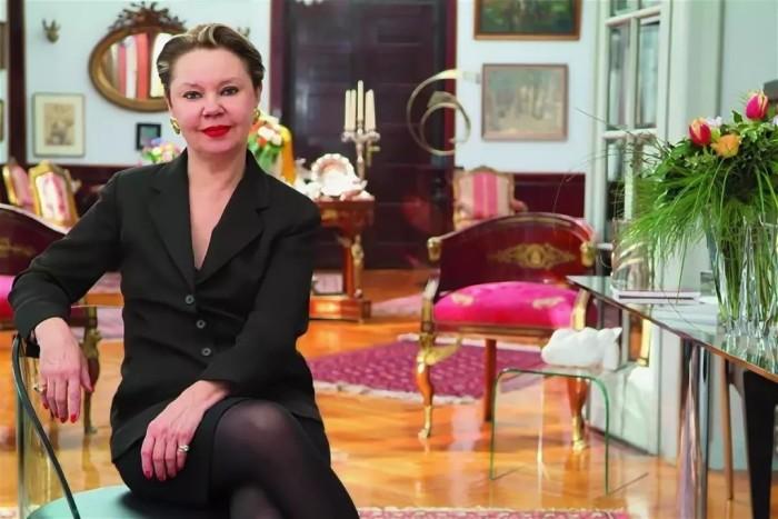 Наталья Воробьёва-Хржич. / Фото: www.mycdn.me
