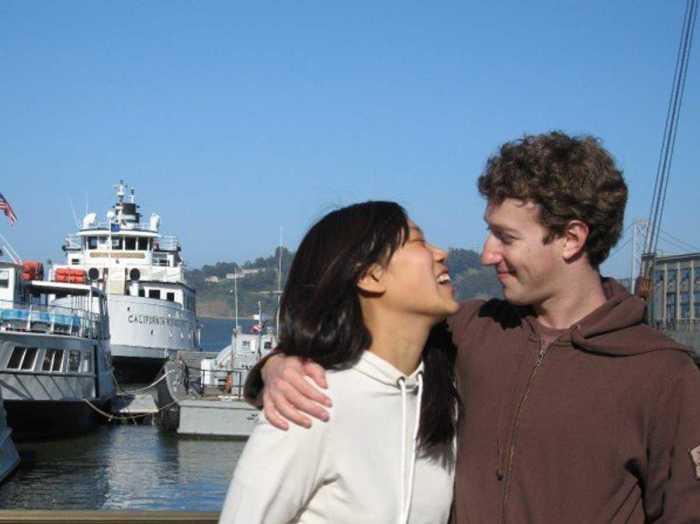 Марк Цукерберг и Присцилла Чан. / Фото: www.dmcdn.net