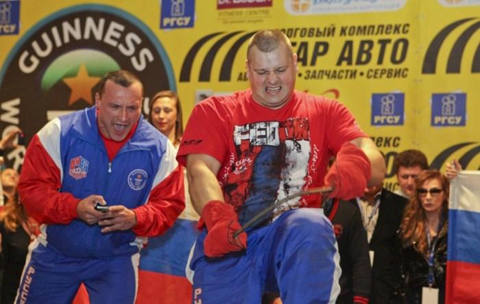 Устанавливается очередной мировой рекорд. / Фото: www.horseforce.ru