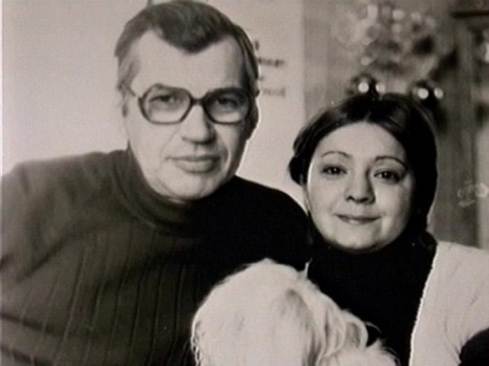 Татьяна Ухарова и Георгий Бурков. / Фото: www.baskino.co