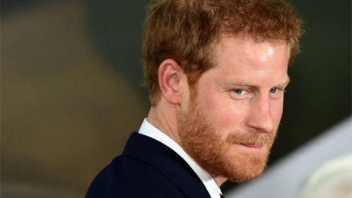 Принц Гарри. / Фото: www.bbci.co.uk