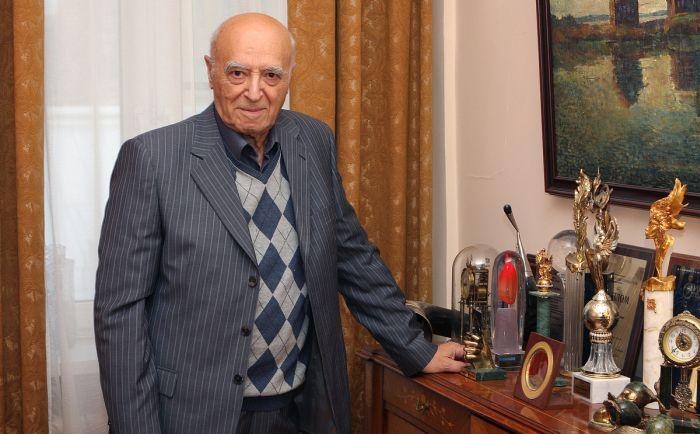 Владимир Этуш. / Фото: www.rasfokus.ru
