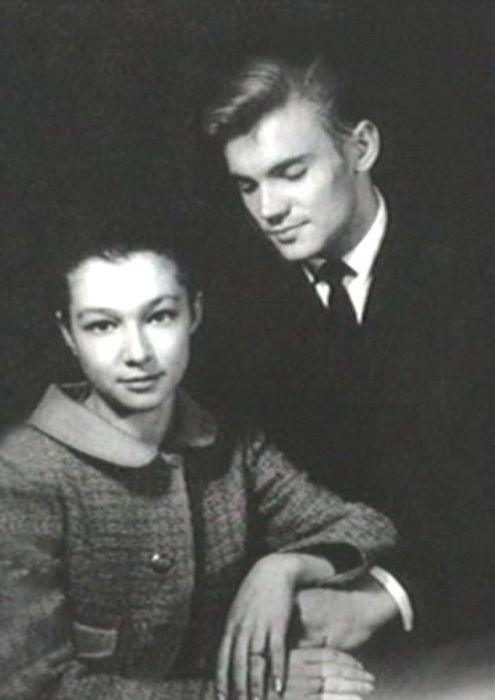 Екатерина Максимова и Владимир Васильев. / Фото: www.fenixclub.com