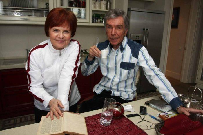 Юрий и Элеонора Николаевы. / Фото: www.bitgirl.ru