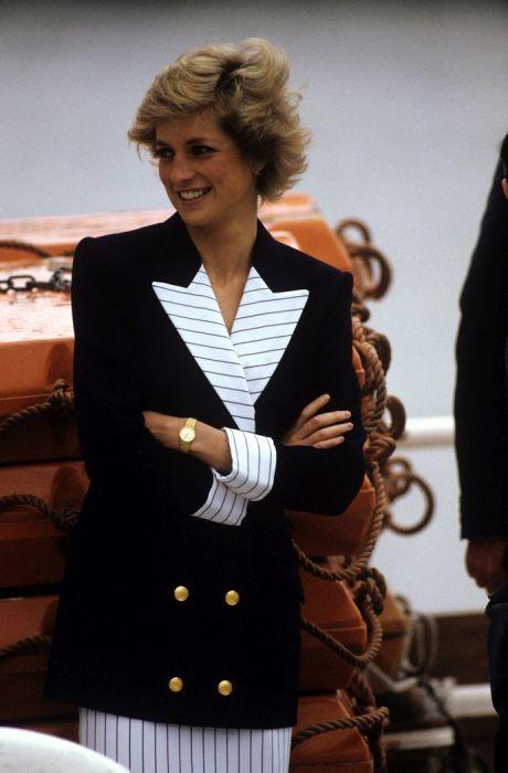 Принцесса Диана. / Фото: www.elle.ua