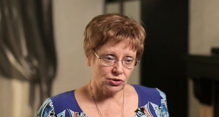 Валентина Мишулина. / Фото: www.1tv.ru