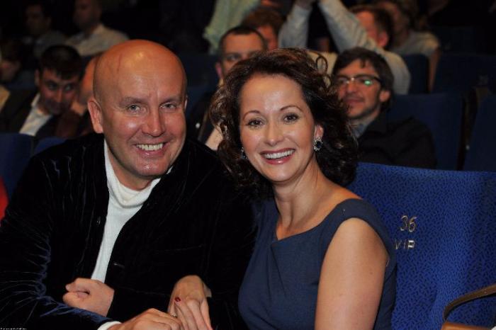 Ольга Кабо и Николай Разгуляев. / Фото: www.sncmedia.ru
