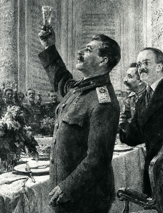 Иосиф Сталин. / Фото: www.anews.com