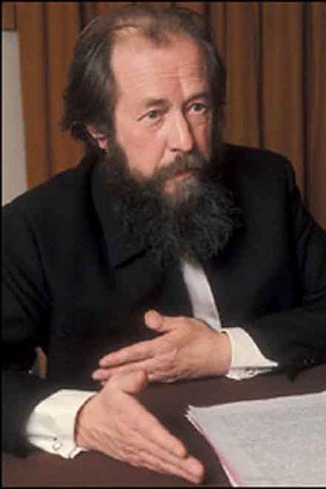 Александр Солженицын. / Фото: www.trend.az
