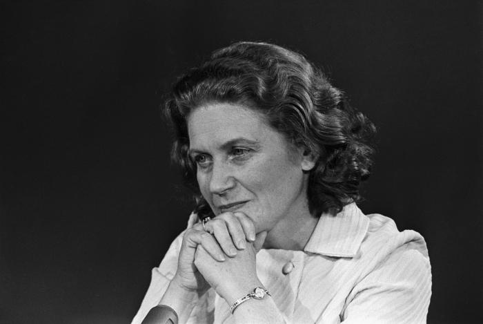 Светлана Аллилуева. / Фото: www.history.com