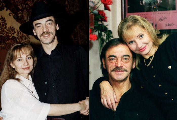 Лариса Луппиан и Михаил Боярский. / Фото: www.interesnoznat.com