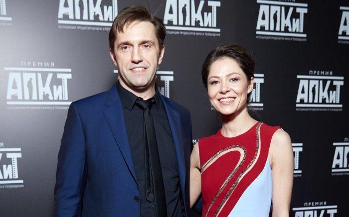 Елена Лядова и Владимир Вдовиченков. / Фото: www.peopletalk.ru