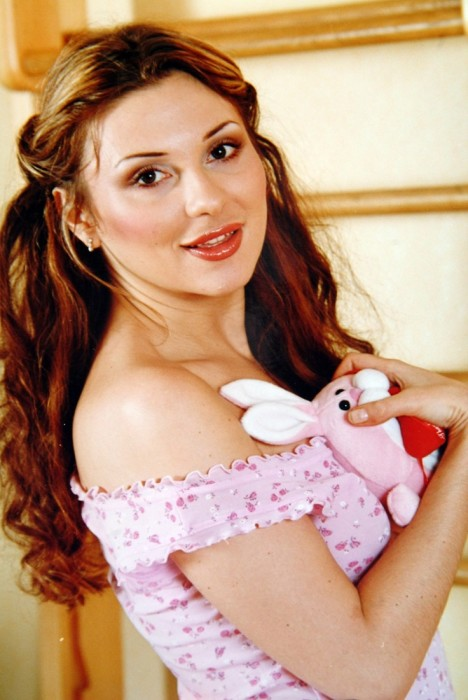 Лариса Черникова. / Фото: www.woman.ru