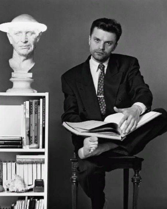 Леонид Парфёнов  в молодости. / Фото: www.vtorrents.net